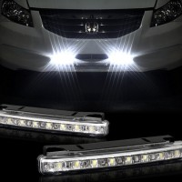 Jual Lampu LED Plasma,Lampu DRL Universal Murah