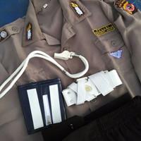 PROMO Baju Kostum Polisi untuk Anak Laki&Perempuan Usia 3-8 tahun