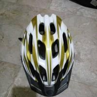 Harga helm sepedah polygon in mold   antitipu.com