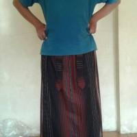 celana sarung merk saphire motif songket BHS