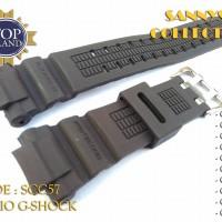 Strap Tali Jam Casio Gshock G-1000 - G 1000 - G1000 Hitam