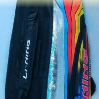 Tas Badminton / Bulutangkis Lining Thermo Guard Black/Red (New 2017