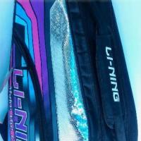 Tas Badminton / Bulutangkis Lining Thermo Guard Black/Purple (New 2017