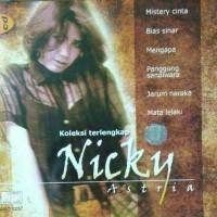CD original Koleksi terlengkap Nicky Astria 2cd