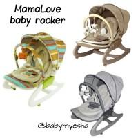 Jual Ayunan Bayi MAMALOVE baby rocker bouncer mainan newborn kursi goyang Murah
