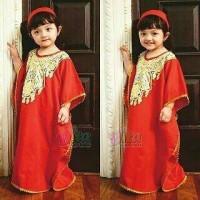 Kaftan Arsy/Kaftan Anak Premium/ Baju Kaftan Anak size kecil