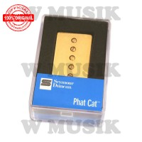Seymour Duncan Pick-up Gitar Phat Cat Sph90-1B - Gold