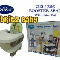 Jual Folding Booster Seat Pliko, Travel Booster Seat Murah