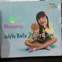 CD ORIGINAL ADYLA RAFA NAURA AYU - DONGENG