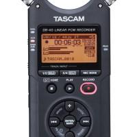 harga Tascam Dr-40 4-track Handheld Digital Audio Recorder (black) Tokopedia.com