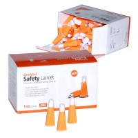 Safety Lancets 28G OneMed box isi 100pcs