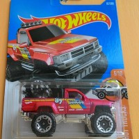 hot wheels hotwheels 1987 toyota pickup truck