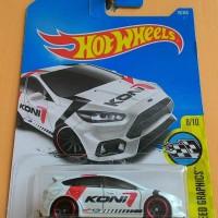 hot wheels hotwheels ford focus RS