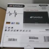 Sansui SA-5201i Tape mobil SA5200i Double Din Head Unit TV Mobil Audio
