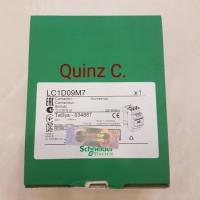 Contactor LC1D09 M7 220V ORI / lc1d09m7