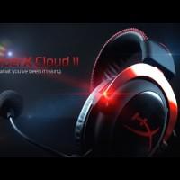 HyperX Cloud II Pro Gaming Headset