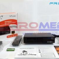 SET TOP BOX TV Digital FREESAT V7 COMBO DVBT2 & DVBS2
