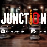Cutting Sticker Vape Vapor Junction Custom Wall Stiker Toko Wa IG