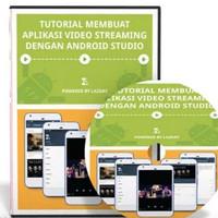 DVD Tutorial Membuat Aplikasi Video Streaming Dengan Android Studio