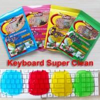 Jual Super Clean Keyboard Gel - Pembersih Keyboard Murah
