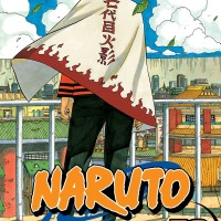 Shonen Jump Manga / Komik Naruto English Vol 72