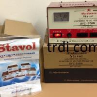 Stabilizer Matsunaga 500watt 500 Watt 500w Stavol SVC-500N