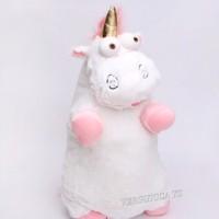 Jual Boneka unicorn 60cm jumbo fluffy minion despicable me universal studio Murah