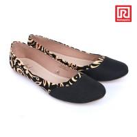 harga Sepatu Jj Flat Motif Batik Hitam (07910672) Tokopedia.com