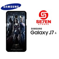 Casing HP Samsung J7 2016 batman v superman 2 Custom Hardcase Cover