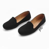 Fashion Wanita Sepatu Wanita Flat Shoes Flatshoes Gratica UB12 Hitam