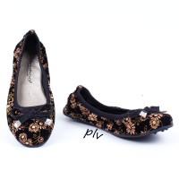 Fashion Wanita Sepatu Flat Shoes Murah Gratica BD09BG Tan