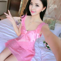 Jual SEXY lingerie baju tidur SATIN,CHIFFON piyama DRESS Murah