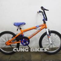 harga Sepeda Bmx Avand Crank By United Ukuran 20 Stang Rotor Untuk Anak-anak Tokopedia.com