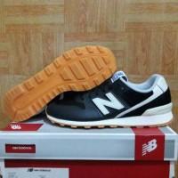 Sepatu Casual New balance 996 original / Women / Sneakers / Black /NB