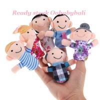 Jual Mainan Boneka Jari Tangan Happy Family Boneka Import Murmer ECER Murah