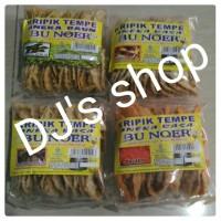 keripik tempe Bu Noer 150 gr khas kota malang