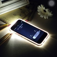 Terbaru Casing hp led light untuk iPhone