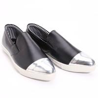 harga Dr. Kevin Women Flats Shoes 43144 - Black Tokopedia.com