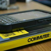 PROMO!! OTTERBOX COMMUTER BLACKBERRY Q10 - BLACK