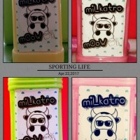 (MILKATRO MOOW) Fresh Milk / Freshmilk / Susu - Go Jek / Go Send Only