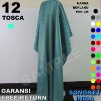 Jual Kain Songket Batik B11712 untuk Rok Lilit Kebaya Murah