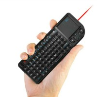 Jual Presentation Mini Keyboard and Mouse With Laser Pointer Murah