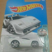 Hotwheel Lamborghini Countach