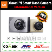 Jual Xiaomi Yi Smart Car Dash Cam International Version / Kamera DVR Mobil Murah