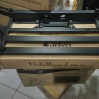 Pedal board Joyo pedal board RD