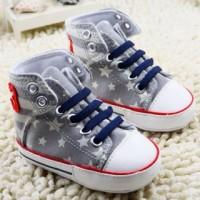Sepatu Prewalker POLO Star - Sepatu Bayi - Prewalker - Sepatu Polo