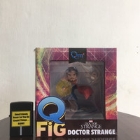 q-fig doctor strange action figure by loot crate exclusice