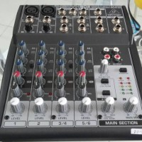 Jual behringer XENYX 802 Mixer 6 Channel HARGA PROMO