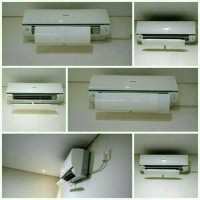 Jual AC Air Screen Cover | Talang / Reflektor / Penahan Hembusan Angin AC Murah