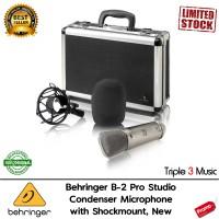 Behringer B2 Pro (B-2 PRO) Mic Condenser With shock mount original